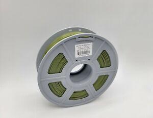 Army Green - PLA - 1.75mm 3D Printer Filament 1KG/2.2lb