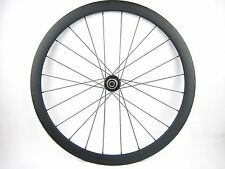38mm clincher carbon fiber bicycle wheel disk brake 700C,rear only!!! 23mm width