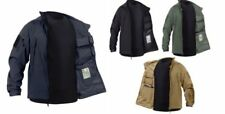 Concealed Carry Tactical Soft Shell Jacket Rothco S-5Xl