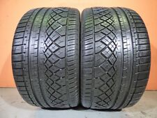 285/30/19 CONTINENTAL EXTREME CONTACT DWS TUNED 98Y 90-99% TREAD NO PATCHES