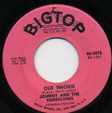 JOHNNY & THE HURRICANES Old Smokie/Hi Voltage ROCK 45