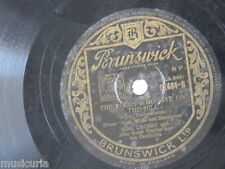 78rpm BING CROSBY folks who live on the hill / can i forget you