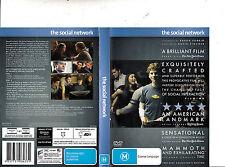 The Social Network-2010-Jesse Eisenberg- Movie-2 Disc-DVD