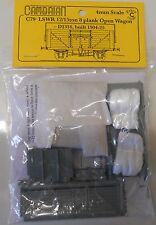 Cambrian C79. LSWR/SR 12/15 Ton 8-Plank Open Wagon Kit.