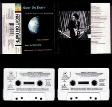 TOM WAITS - NIGHT ON EARTH SOUNDTRACK - SPAIN CASSETTE ISLAND 1992 - NEW SEALED