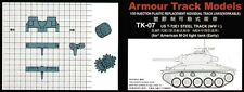 Trumpeter 1/35 US T-72E1 M24 Chaffee (Early) Steel Type # 02037
