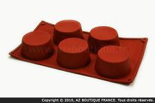 Paderno  Flexipad   Moule flexible en silicone - 5 muffins