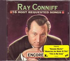RAY CONNIFF – Encore! 16 Most Requested Songs (Sony Music CK 66129, USA - 1995)