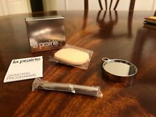 Nib La Prairie Skin Caviar Foundation Concealer Accoutrements Brush Sponge Stand