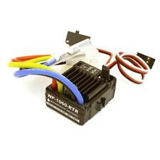 Hobbywing Waterproof ESC 1060 60A Brushed Black Edition