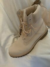 Timberland Boots Rosa Gr. 41, 5 Stiefel
