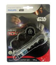 Philips Star Wars 2 en 1 Projecteur et Lampe Torche