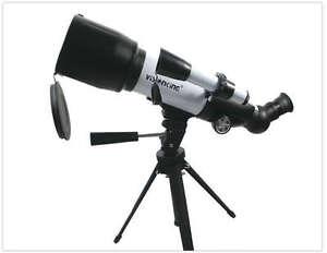 Visionking 70 x350 MM Refractor Monocular Astronomical Telescope Moon Watching