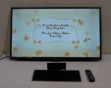 """JVC LT-40ND54A 40"""" LED TV with Built-in DVD Player"""