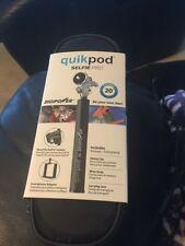 "Digipower Quikpod Selfie Pro Extends 20"" Kit Case New!!!"