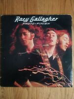 RORY GALLAGHER - PHOTO-FINISH - 1978 CHRYSALIS RECORDS LP - (CHR-1170) - (G/G)