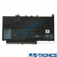 New Genuine 37Wh 11.1V Dell Latitude E7270 E7470 579TY 0F1KTM Battery PDNM2