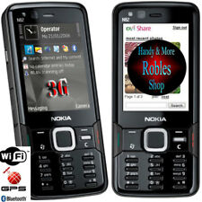 Nokia N82 Black (Ohne Simlock) 5MP Zeiss WLAN 3G GPS Original Finland TOP OVP