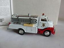 MATCHBOX DIECAST FIRE ENGINE 1948 GMC C.O.E TANKER/PUMPER YYM37631