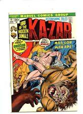 Astonishing Tales #11 (1972) Origin Ka-Zar High Grade NM- 9.2