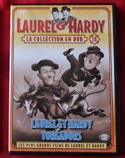 Laurel et Hardy, Laurel & Hardy Toreadors, DVD N° 18