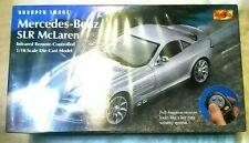 1/18 Maisto Sharper Image Mercedes-Benz SLR McLaren Infrared Remote-Controlled