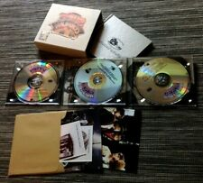 THE TRAVELING WILBURYS (Bob Dylan and friends) - 2CD+DVD (EU, US 2007) NEAR MINT