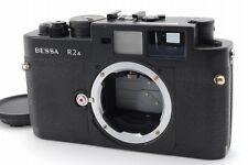 【AB- Exc】 Voigtlander BESSA R2A 35mm Rangefinder Film Camera Leica M JAPAN #3128