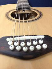 EKO Next Series 12-String Acoustic Guitar w/Cutaway, EQ. Natural +Free Bag