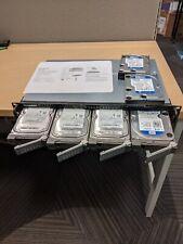 Netgear ReadyNas 1100 Rackmount Network Storage w/8 Tb of storage