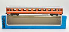 MARKLIN HO SCALE 4148 SNCB BELGIAN RAILWAY 1ST CLASS PASSENGER CAR #608-1