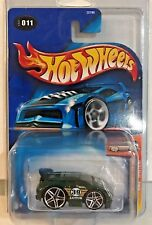 Hot Wheels 2004 First Editions Blings Green Lotus Espirit #11/100 w/Silver PR5
