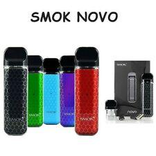Genuine Smok Novo Pod Kit 450mAh Battery 2ML Authentic E-Cig Mod Vape Pen Style