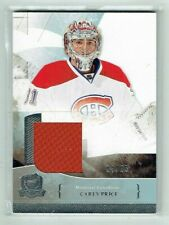 10-11 UD Upper Deck The Cup  Carey Price  /25  Jersey
