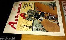 RIVISTA ANTIQUARIATO #  38-1983-ARREDAMENTO LIBERTY MODERNO-BICICLETTE