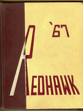 1967 North Tama,Traer, Iowa IA, Elementary, High School Redhawk Yearbook