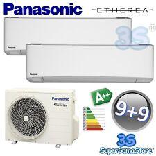3S DUO MULTI Split Inverter PANASONIC ETHEREA Klimaanlage 9000 + 9000 CS-Z9SKEW