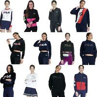 Fila Hoodies, Sweatshirts & Track Tops Women's Assorted Styles