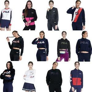 Fila Hoodies, Sweatshirts & Track Tops Women's Assorted Styles