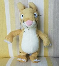 "Little Brown Mouse from The Gruffalo Story 7"" plush soft toy"