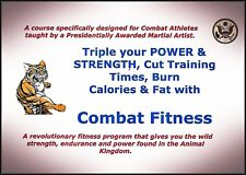 Combat Strength Conditioning Workout Course Matt MMA Furey BeachBody Fitness