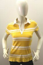 Polo TOMMY HILFIGER Donna Maglia Maglietta T-shirt Woman Taglia Size M