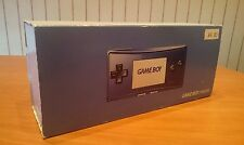 GBA - Game Boy Micro Blue BRAND NEW - Nintendo Advance - Rare