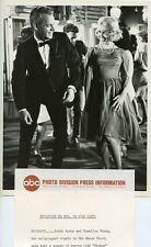 EMMALINE HENRY KEITH ANDES DO THE TWIST MICKEY TV SHOW ORIGINAL '64 ABC TV PHOTO
