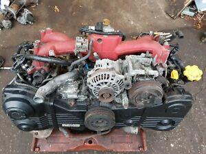 Subaru Impreza 2.0 EJ207 STi Engine Rebuilt blobeye avcs complete wrx upgrade