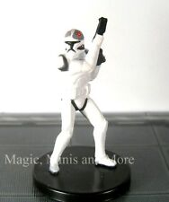 Galaxy at War ~ AT-TE DRIVER #18 Star Wars miniature  WotC