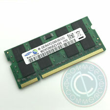 MEMORIA RAM MEMORY SAMSUNG 2GB 2Rx8 PC2 5300S 555 12 E3 DDR2 SO DIMM LAPTOP