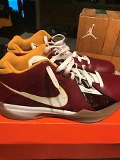 VNDS 2009 Nike Zoom KD III Redskins sz 13 Durant