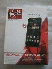 Brand New! LG OPTIMUS F3 - Black (Virgin Mobile) Smartphone