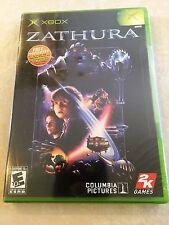 Zathura (Microsoft Xbox, 2005) RARE NEW